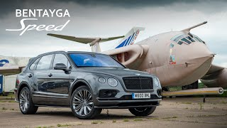 Bentley Bentayga Speed: The 190mph SUV | Carfection 4K by Carfection