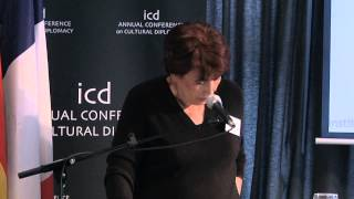 Roselyne Bachelot-Narquin, Former Minister of the Environment of France