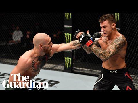 'Heartbreaking': Conor McGregor beaten by Dustin Poirier at UFC 257