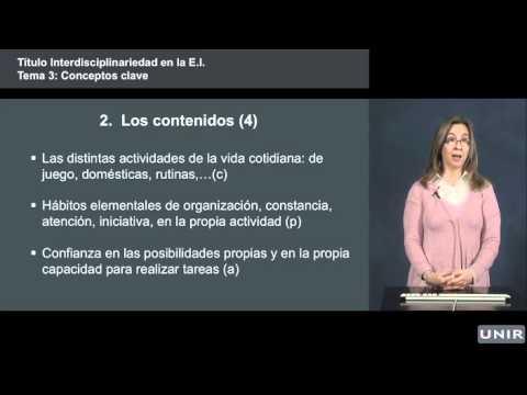 Lektion: Schlüsselbegriffe Interdisziplinarität ed. Kind - UNITE