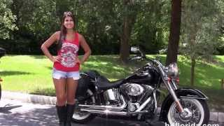 10. Used 2005 Harley Davidson Softail Deluxe Motorcycles for sale