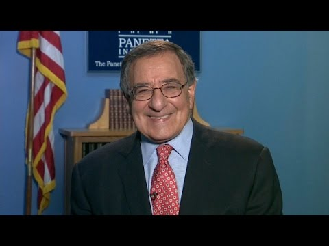 Panetta: CIA not the place for Trump to 'whine' (видео)