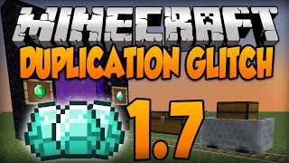 ★ How To Duplicate Any Item in Minecraft (Minecraft 1.8) (Diamonds, Tools&More) (Minecraft Glitch)