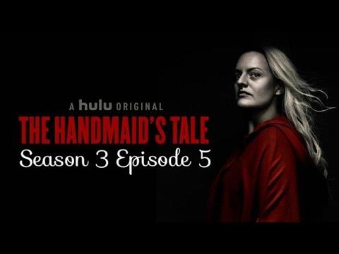 The Handmaids Tale Season 3 Episode 5 Unknown Caller Recap