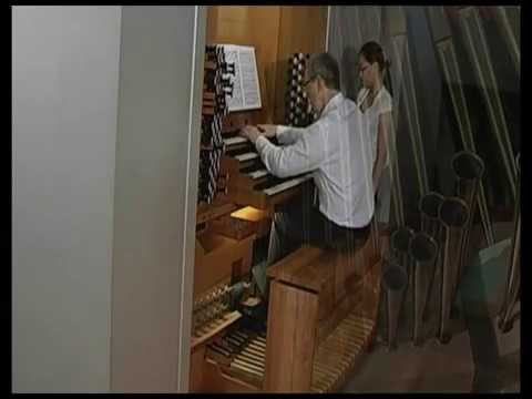 C.-M. Widor: Symphonie op. 42/7, a-Moll, 1. Satz: Moderato