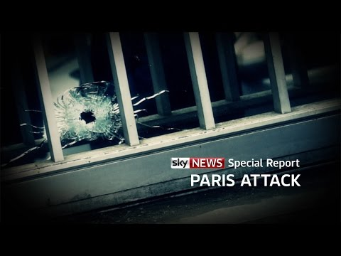 Paris - A special report on the attack on the offices of French satirical magazine Charlie Hebdo, and efforts to find the gunmen. Full story: http://news.sky.com/sto...