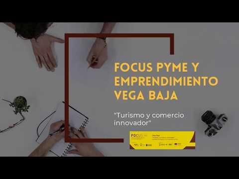 Vídeo promocional Focus Pyme y Emprendimiento Vega Baja 2018[;;;][;;;]