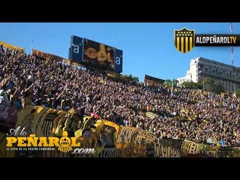 Porque yo soy de Peñarol | Barra Amsterdam vs Cerrito | ALOPEÑAROL.COM - Barra Amsterdam - Peñarol - Uruguay - América del Sur