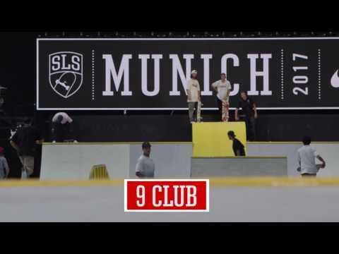 High Scored Tricks From Street League Munich 2017