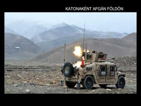Katonaként afgán földön
