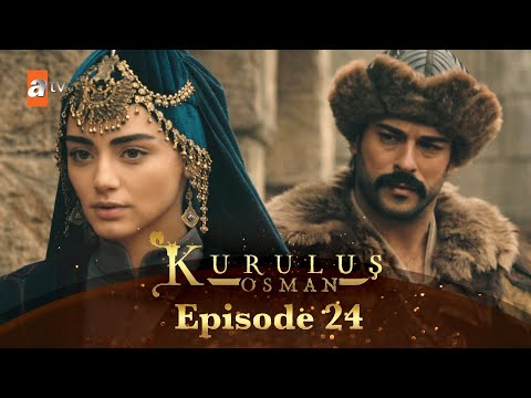 Kurulus Osman Urdu | Season 1 - Episode 24