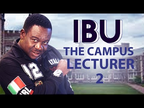 Ibu The Campus Lecturer [Part 2] - Latest 2016 Nigerian Nollywood Comedy Movie (English Full HD)