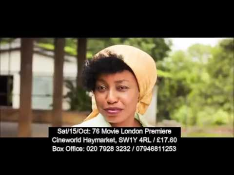 OBJ Endorses The European Premiere Of '76 (#76TheMovie) Starring Rita Dominic & Ramsey Nouah
