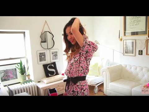【 Juicy Couture聯名 】NYC Fashion Blogger Unboxed   Leah Ho紐約時尚日誌