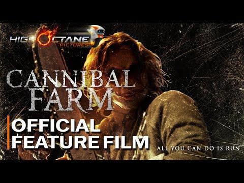 Escape from Cannibal Farm | Full Movie | Kate Marie Davies | Barrington De La Roche