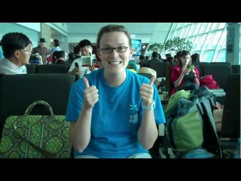 Lee Alumni Arrive in Cambodia