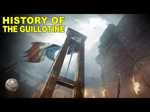 What It Was Like to Witness the Guillotine