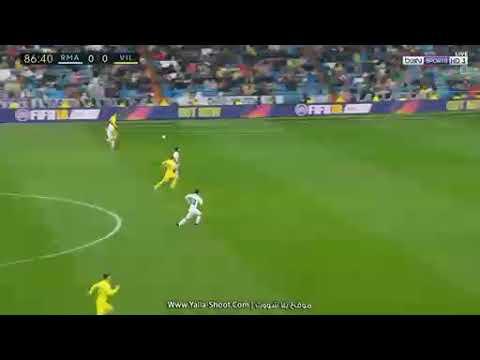 Real Madrid vs Villarreal 0-1 all goals and highlights
