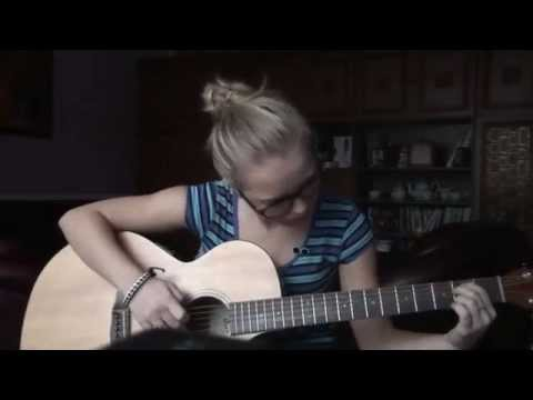 Coldplay - The Scientist (Nobody said it was easy) cover by Anett Földes