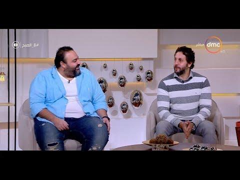 شيكو عن تعرفه بهشام ماجد: اضطررت للتحدث إليه فوجدته ظريفا