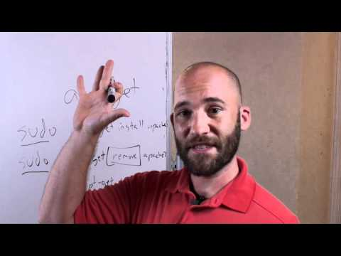 Basic Linux Tasks (видео)