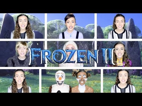 One Woman Frozen 2 Medley | Georgia Merry