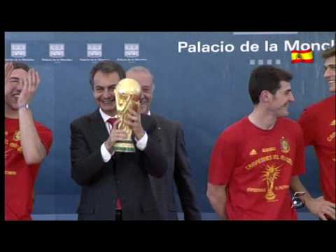 Watch video Síndrome de Down: Campeones del Mundo en la Moncloa
