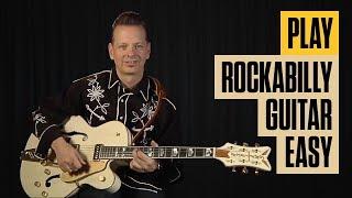 Download Lagu Play Rockabilly Guitar Easy Part 1 | Rockabilly Guitar Lesson | Guitar Tricks Mp3