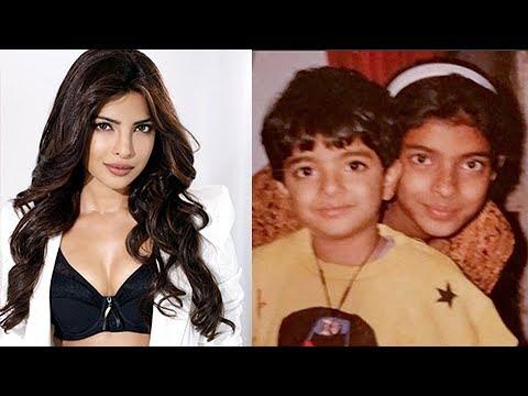 Priyanka Chopra UNSEEN Childhood Photos | Then To