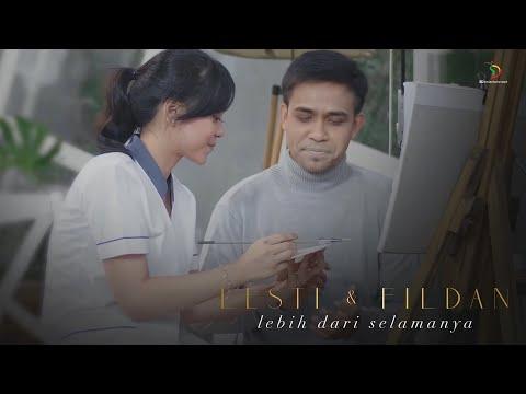 Lesti & Fildan - Lebih Dari Selamanya   Official Video Clip
