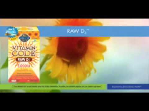 Vitamin Code Raw D3 by Garden of Life