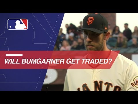 Video: Madison Bumgarner could be trade candidate this offseason