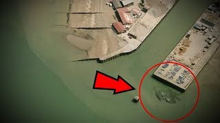5 Unknown Creatures Caught On Google Maps! Description: The proliferation of geographic information systems such as GPS...