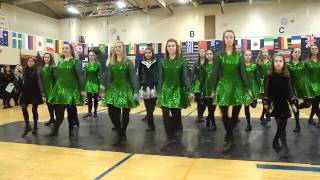 Johnston Irish Dance STOMP