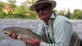 Fliegenfischen in den polnischen Karpaten 2019