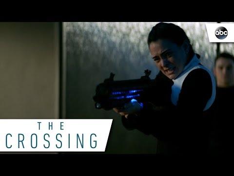 Reece Takes On Apex– The Crossing Season 1 Episode 2