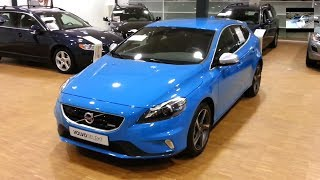 2014 Volvo V40 R Design In Depth Review Interior Exterior