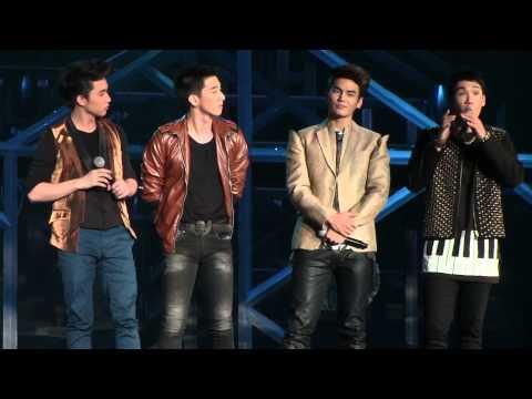 Hunz : รวมคู่จิ้น  (10 years of love) 27/06/2014 (видео)