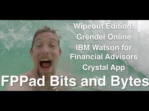 Grendel Online updates, IBM Watson for financial advisors, Crystal app insights