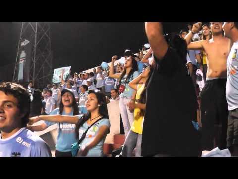 Video - Trinchera Celeste alentando en Asunción. - Trinchera Celeste - O'Higgins - Chile