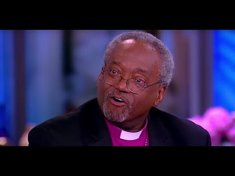 Bishop Michael Curry On His Sermon At The Royal Wedding | The View (видео)