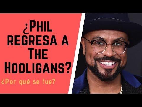 ¿Phil regresa a The Hooligans? ¿Por qué se fue?