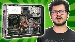 Video How I turned a 7 year old PC into a $285 console killer MP3, 3GP, MP4, WEBM, AVI, FLV Mei 2019