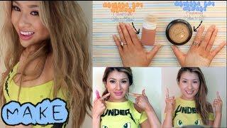 Hair/Makeup  Make BB + CC Liquid/Cream   Summer Look