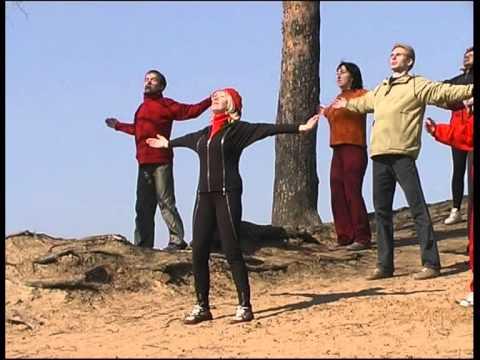 Восточные практики Цигун Йога Здоровый образ жизни Фитнес Красота (видео)