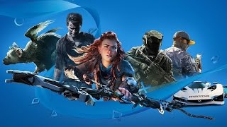 PlayStation Experience 2016 - IGN Live