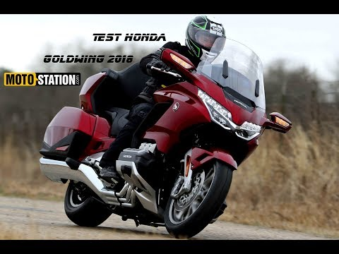 HONDA - GOLDWING