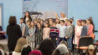 Grupa de copii – Sunt plin de bucurie
