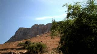Arbel Israel  city photos gallery : (Mount) Arbel - Har Arbel - הר ארבל (HD)