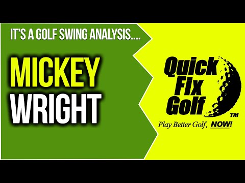 Mickey Wright Golf Swing Analysis – Lady Golf Pro